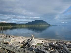 legoe bay lummi island