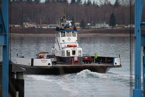 Lummi Island Ferry - DV Bailey